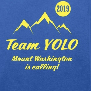 Fundraising Page: Team Yolo
